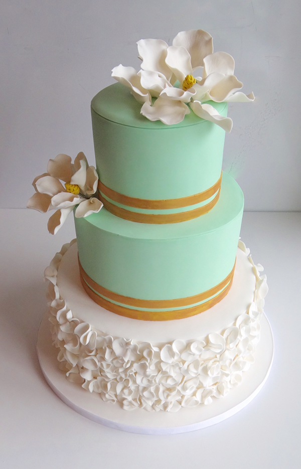 Wedding Cakes Made In Heaven Cakes of Park Slope Brooklyn New