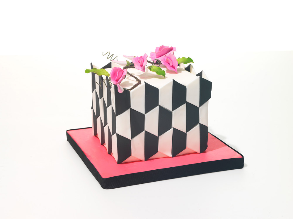 One Tier Cakes Made In Heaven Cakes of Park Slope Brooklyn New